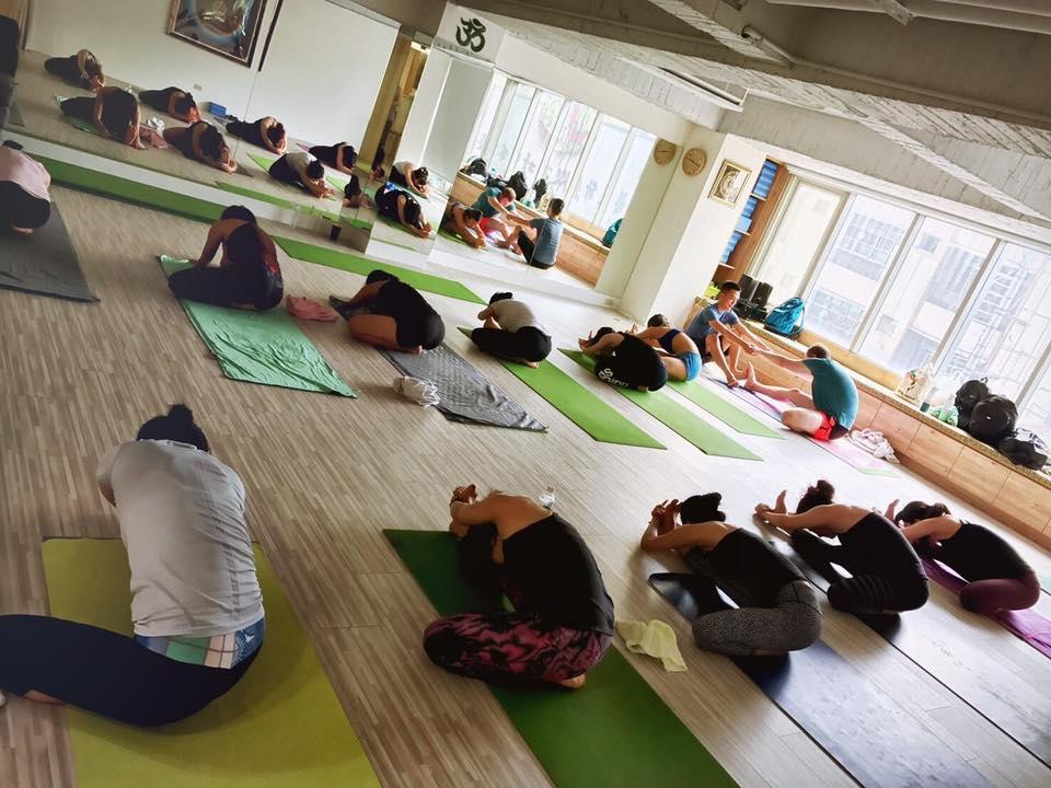 八肢瑜伽專班(Kris老師)