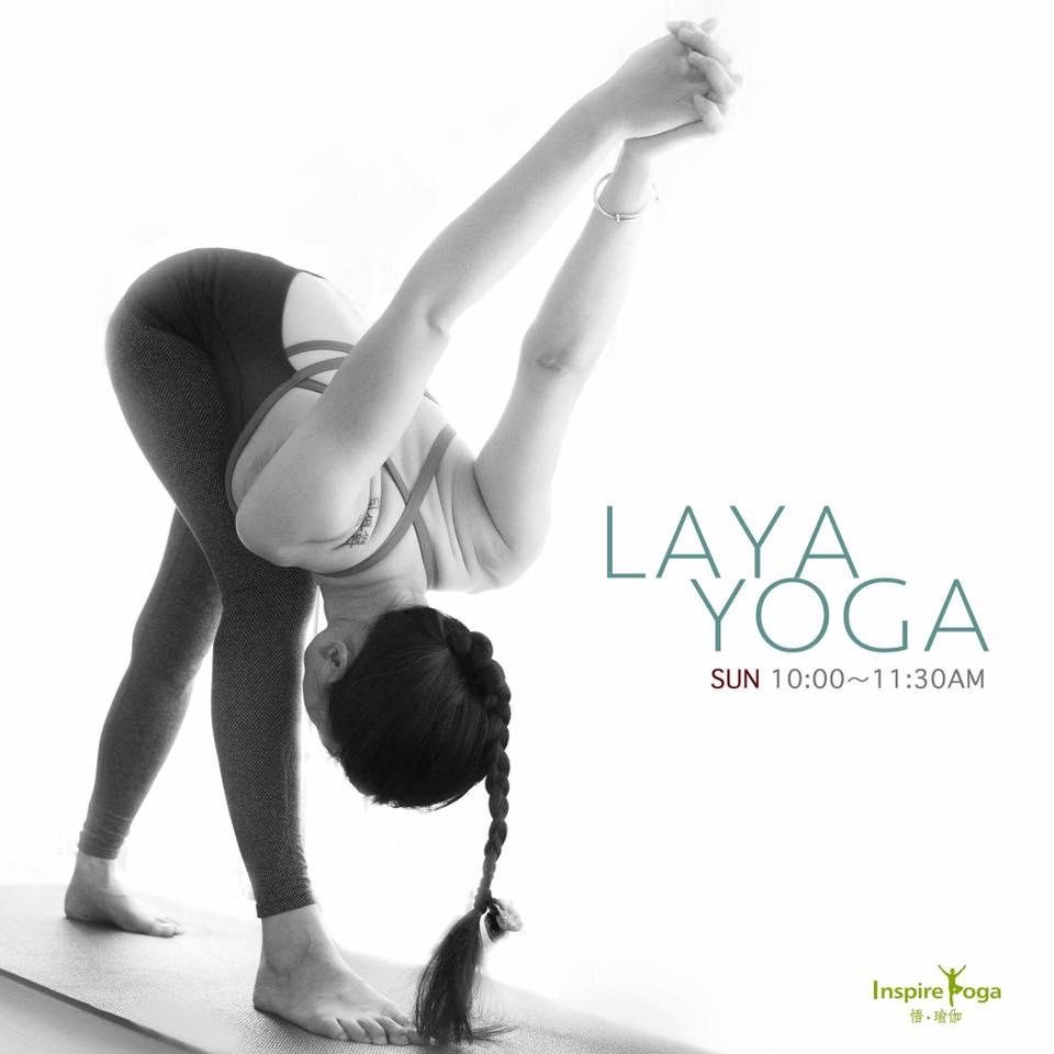 20170716 IZUMI老師融合瑜伽專班 Laya Yoga