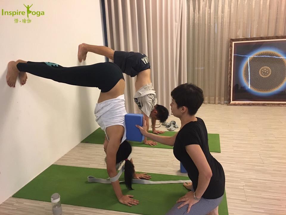 正位瑜伽(Amanda老師)