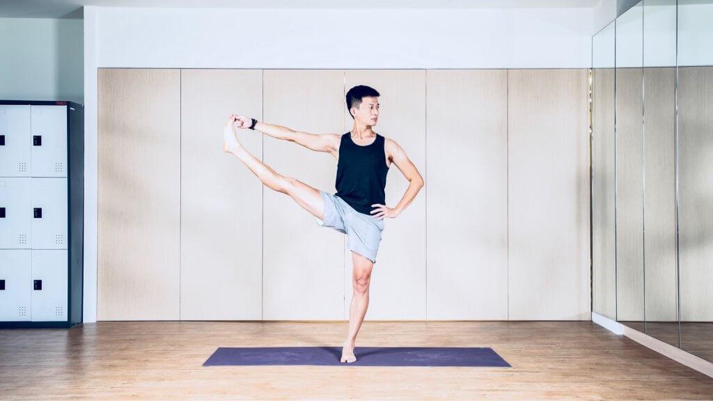 流動瑜伽 (Danny老師)