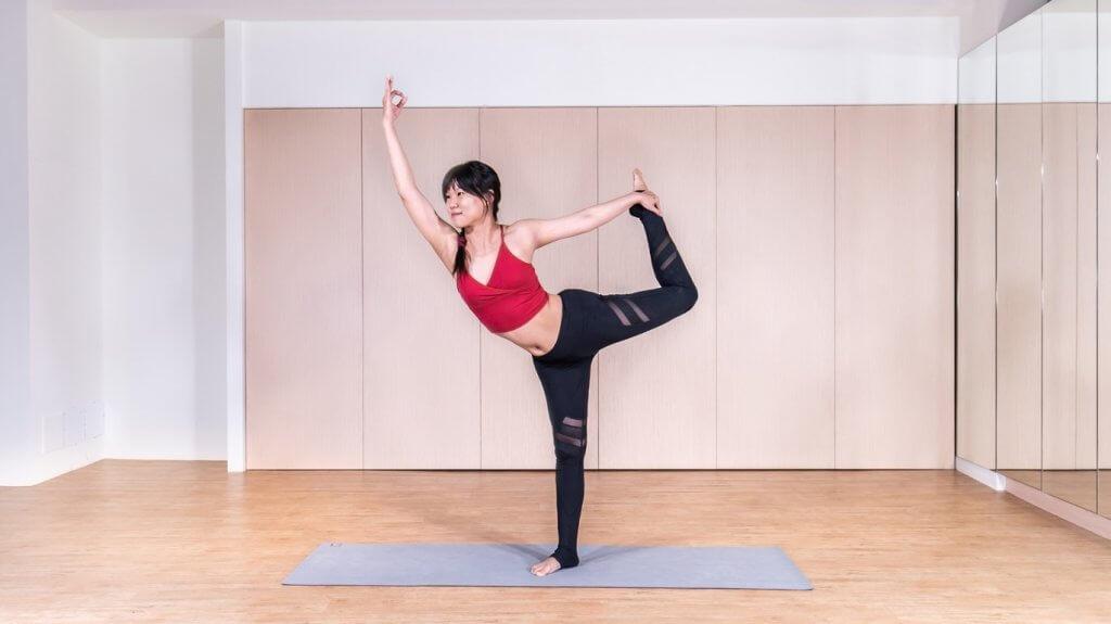 基礎瑜伽(Cindy 老師)