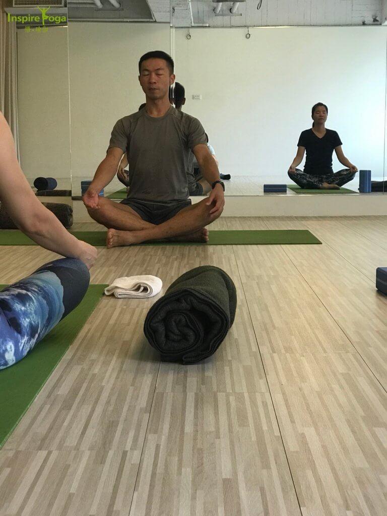哈達瑜伽 (Morgan 老師)