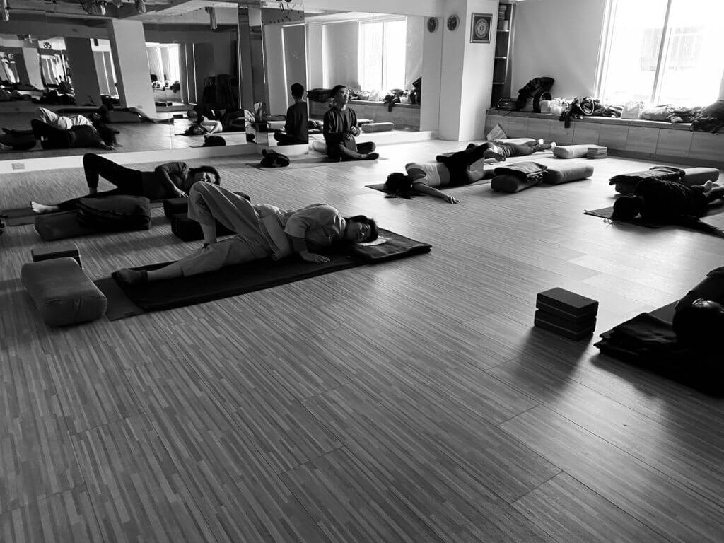 陰瑜伽 Yin Yoga