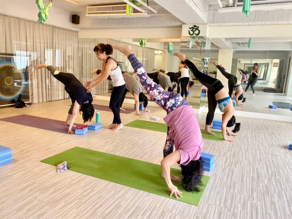 核心瑜伽 Core Yoga